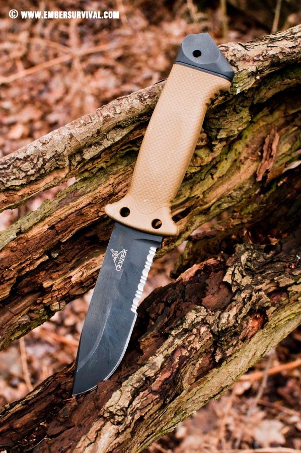 Gerber LMF II Survival