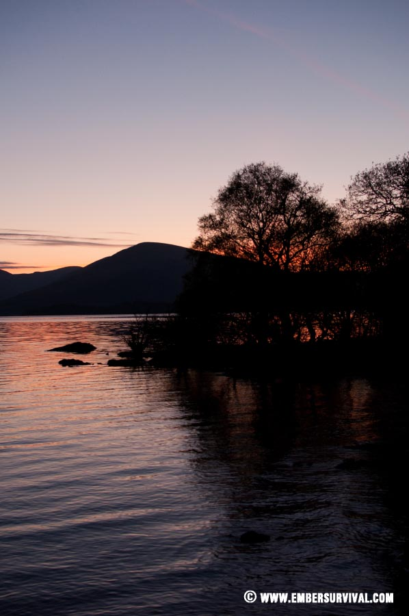 Loch Lomond and the Trossachs Wild Camping • Ember Survival