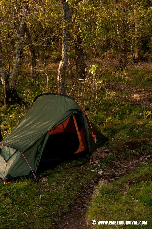 Scotland - Loch Lomond and the Trossachs - Wild Camping