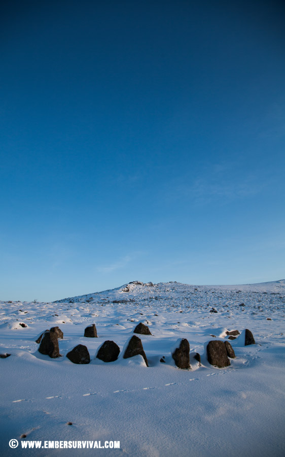 Dartmoor in Winter
