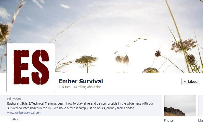 Ember Survival on Facebook