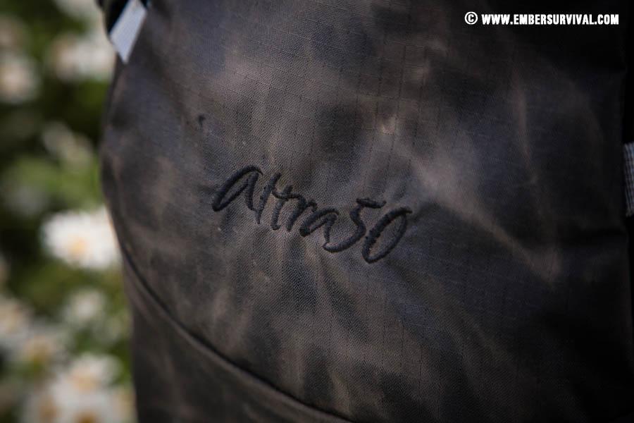 Arcteryx Altra 50 Rucksack