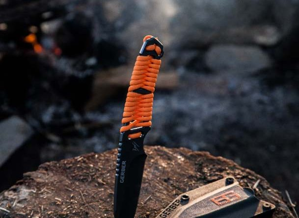 gerber bear grylls paracord knife  rh   embersurvival