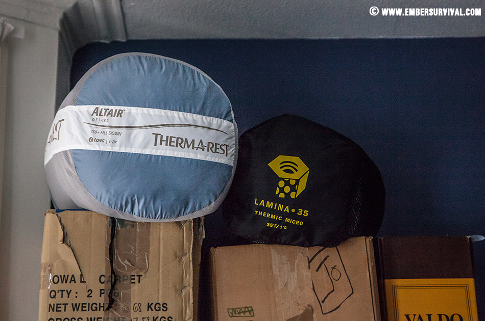 Thermarest Altair