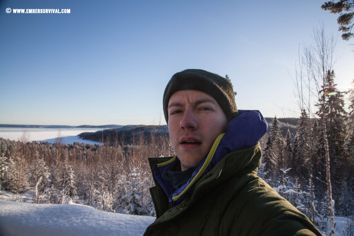 Swedish Army M90 Winter Parka Review