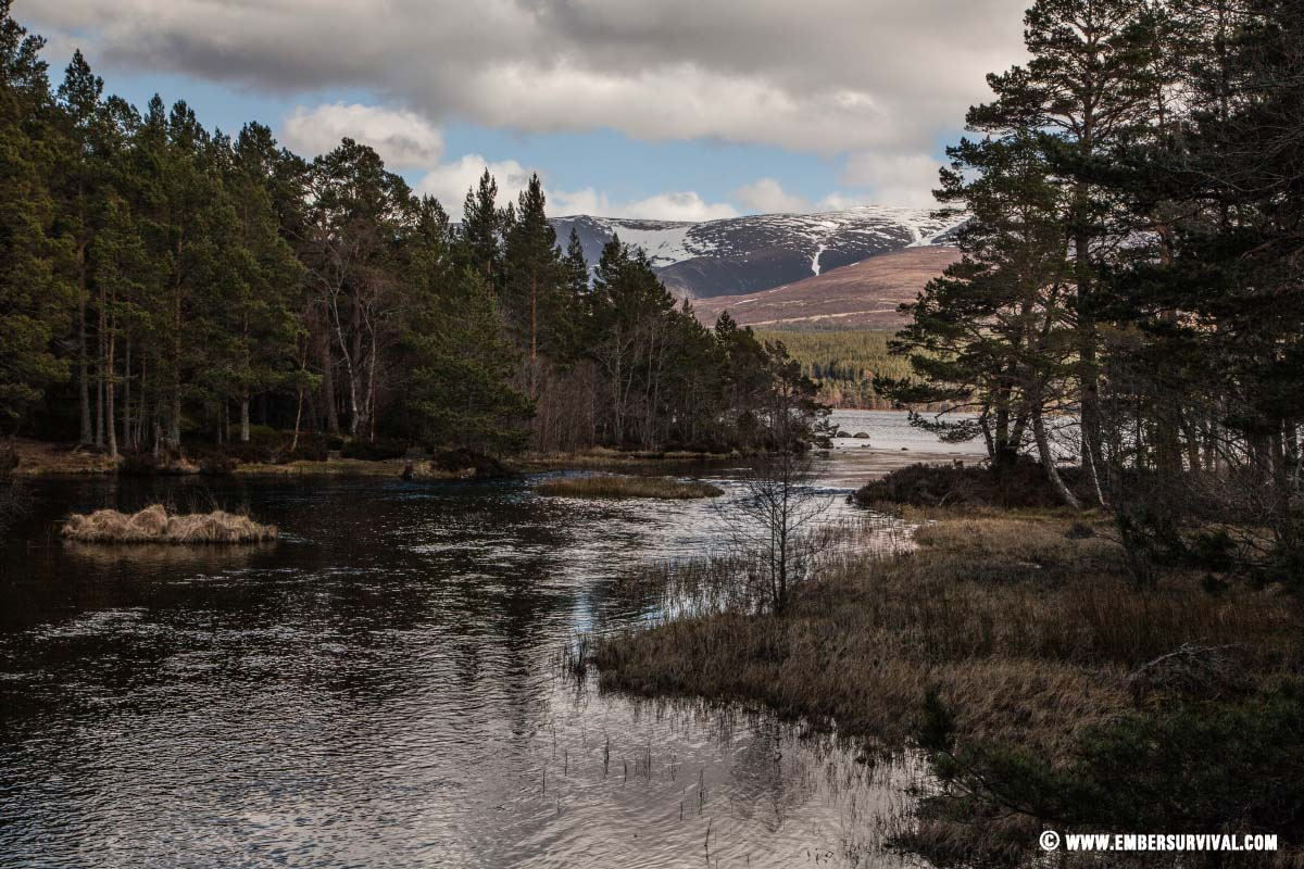 Wild Camping Cairngorms