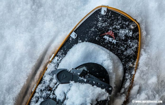 ef230193003cf MSR Lightning Trail Snowshoes Review • Ember Survival