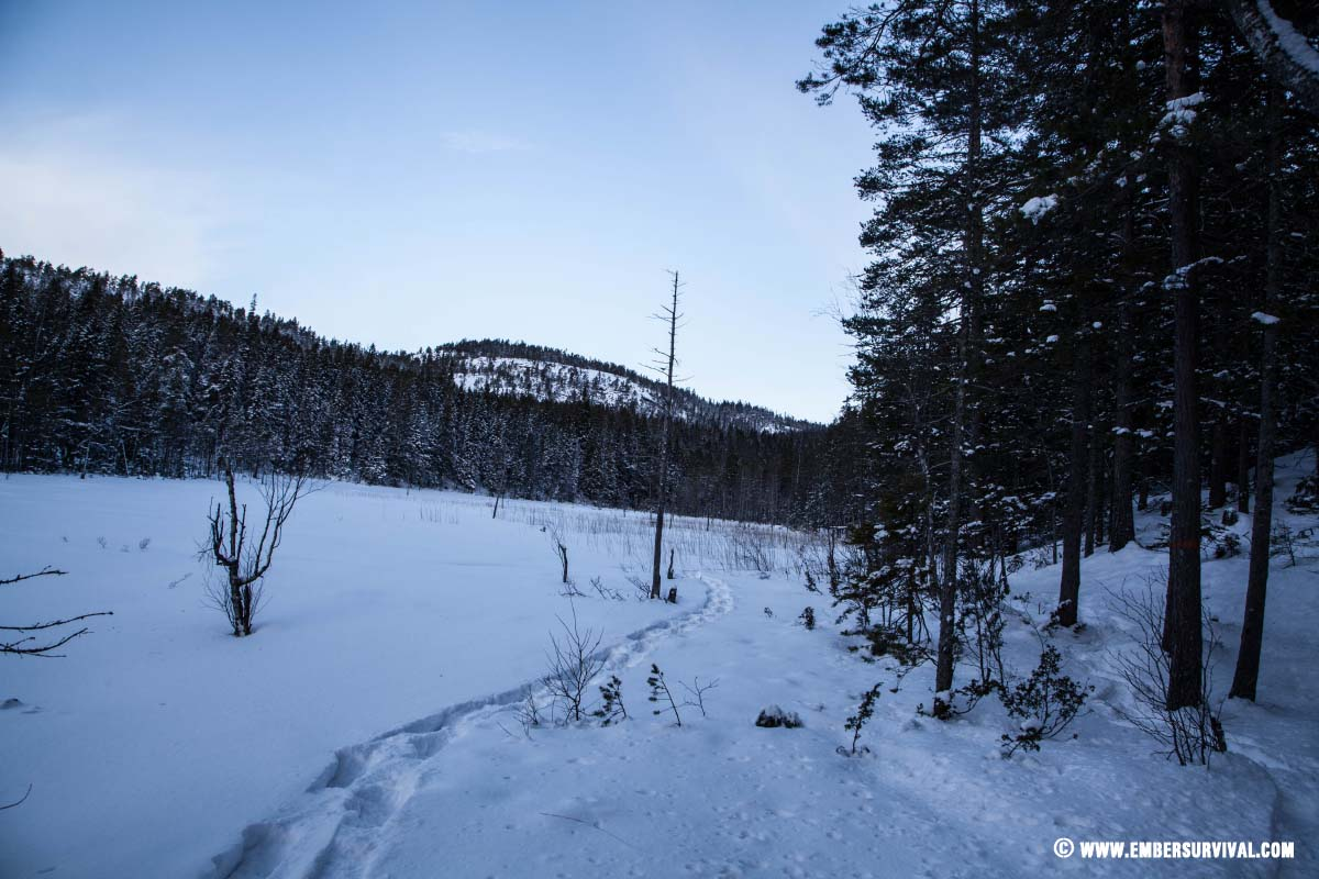 MSR Lightning Trail Snowshoes