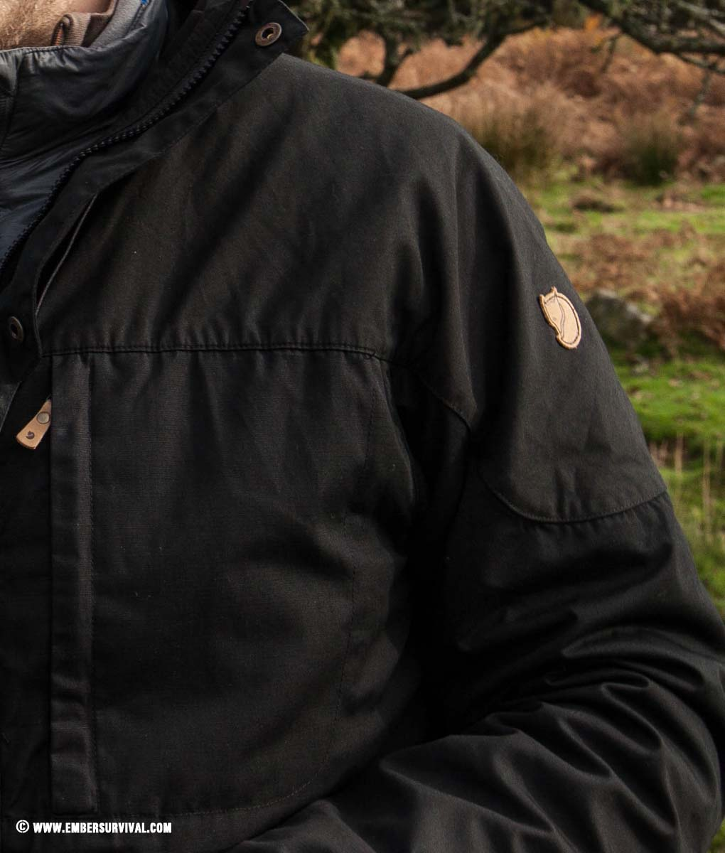 Fjällräven Skogsö Jacket