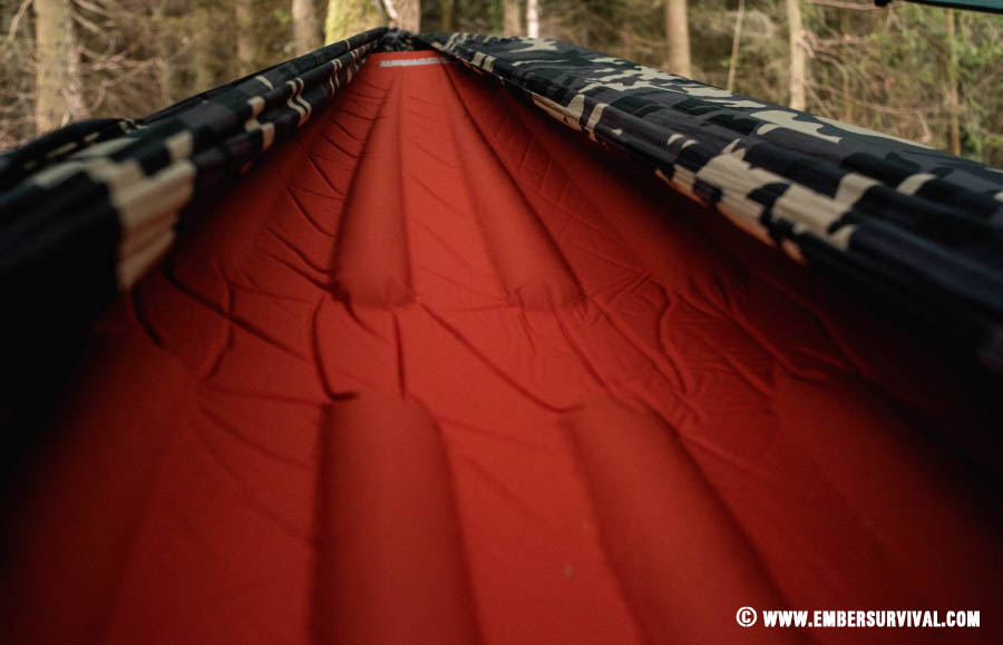 Thermarest Slacker Hammock Pad
