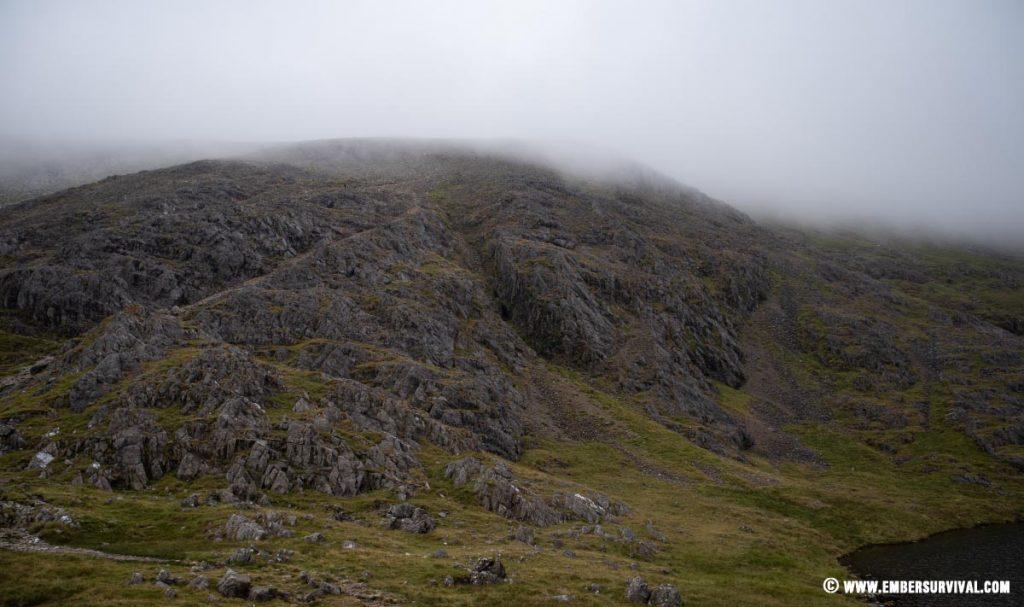 Glyderau mist